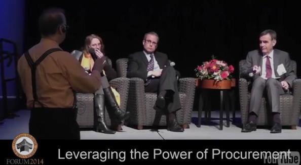 eVA Panel Discussion2 2014