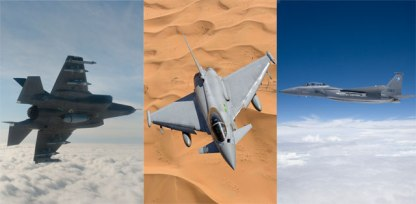 F35 replacements