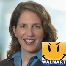 Walmart burwell heads OMB