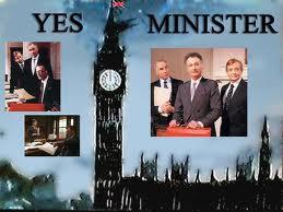 UK Procurement Reform . . . does life imitate art?