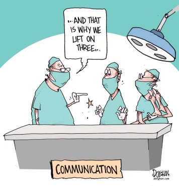 UK Procurement . . . A Failure To Communicate?