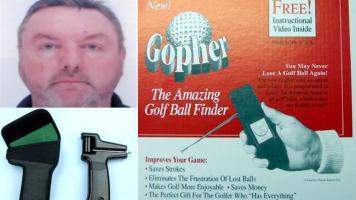 McCormick Bomb Detector fraud case