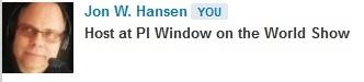 JWH LinkedIn Comment Bar