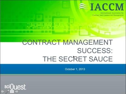 SciQuest Title Slide
