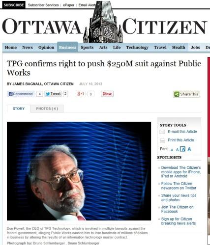Atyeo lawsuit . . . the beginning of litigious procurement?