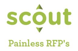 Scout Logo White