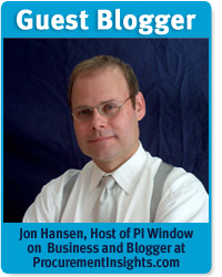 jon hansen guest blogger