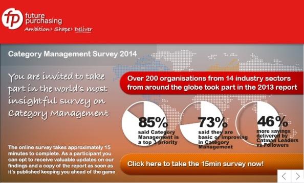 Future Purchasing CM Survey