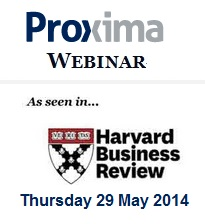 Click here to attend the Proxima Webinar Thursday at 11:00 AM ET