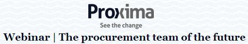 Proxima Webinar Banner