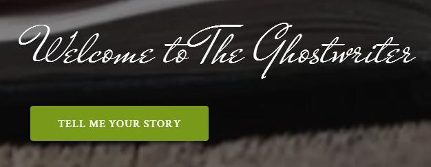 Ghostwriter Banner